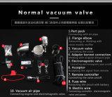 """2.5 """" de Kleppen van de Uitlaat van 63mm met Vacuüm Open Stijl voor Al Auto van Soorten"""