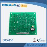 Placa de circuito 3036453 do PWB da placa de painel do controle sobre a placa da velocidade