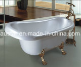 1700mm Ellips Freestanding Classic Bathtub SPA (bij-017)
