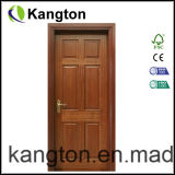Porte en bois de pin (KD02B) (porte en bois)