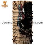 販売のための個人化された多機能のスポーツのスカーフのバンダナ