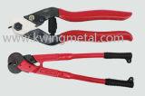 Резец веревочки провода