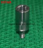 Ручной резец CNC высокой точности фабрики ISO9001 подвергая механической обработке для космического Assy