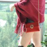 2017 heiße verkaufenfrauen-Form-Leder-Handtasche (9958)