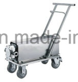 Pompa rotativa del lobo del rotore standard dell'acciaio inossidabile di GMP