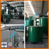 Aceite lubricante usado que recicla el equipo hecho en China