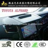 Toyota Alphard를 위한 반대로 글레어 차 자동 항해자 선물 차양 20 10series