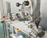 Machine à étiquettes de nourriture de bouteille de double de côtés d'étiquette cosmétique verticale de collant