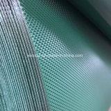 Конвейерная PVC диаманта зеленого цвета цены по прейскуранту завода-изготовителя изготовления Китая
