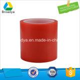 Hochtemperatur 2 versah Polyester-Film-roter Klebstreifen mit Seiten (BY6965HG)