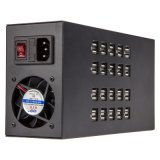 40 de Adapter van de Lader van het Huis USB van de Post van de Lader van de Contactdoos van de Macht van havens 300W 60A USB