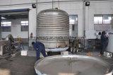De Tank van de Rang van het Voedsel van het roestvrij staal met Koepelvormig