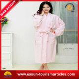 工場ベルト(ES3052307AMA)が付いている安い珊瑚の羊毛の浴衣