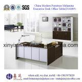 중국 L 모양 (D1618#)를 가진 나무로 되는 가구 사무실 행정상 책상