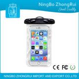 Sac imperméable en PVC pour téléphone mobile New Arrival pour iPhone 6