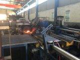 継ぎ目が無い消火器の熱い回転機械