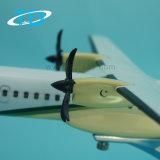 Aeroplano di modello di plastica del Pia Atr72-500 con l'ente pesante