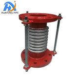 Il metallo dell'acciaio inossidabile muggisce il compensatore del giunto di dilatazione