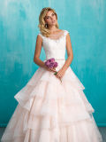 Признательная втулка крышки шнурка Mermaid Wedding Bridal платья