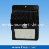 太陽電池パネルが付いている14PCS LEDセンサーライト