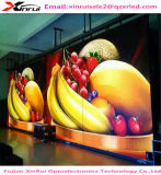 Commerce de gros P6 HD intérieure Affichage LED SMD pleine couleur pour la location