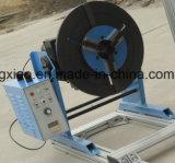 Plataforma giratória HD-100 da soldadura automática para a soldadura da câmara de ar