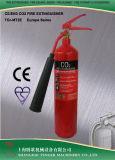 2KG CO2 طفاية حريق سبائك الصلب اسطوانة، 34CrMo4