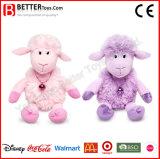Het Nieuwe Paar van uitstekende kwaliteit van het Lam van het Stuk speelgoed van het Ontwerp Zachte
