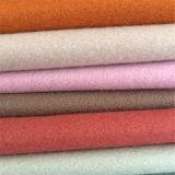 De gebreide Stof van de Wol met Diverse Kleur voor de de TextielStof en Kleding van de Stof van het Kledingstuk