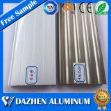 Profil d'aluminium de porte d'obturateur de rouleau/en aluminium personnalisé d'extrusion avec l'oxydation
