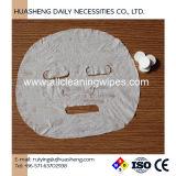 Het beschikbare Sanitaire Niet-geweven Mini Samengeperste Masker van het Gezicht