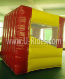 Personalizar Tarpaulin PVC Inflable Basketball Shooting