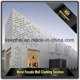외부 벽 클래딩을%s 장식적인 주문을 받아서 만들어진 관통되는 알루미늄 정면 위원회