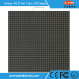 P6.25mm display LED de exterior com marcação, RoHS, FCC