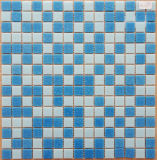 Azulejo de mosaico de la piscina para la piscina azul