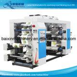 Multicolor Flexo Printing Machinery pour sacs non tissés / sacs en plastique / sacs en papier