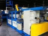 機械ゴム押出機を作る熱絶縁体のシートおよび管の放出機械ゴム製マット