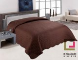 100%Polyester literie Ultrisonic Quilt (SET)