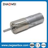 38 mm 12 voltios Pequeños motorreductores para la cola de energía puerta de ascensor