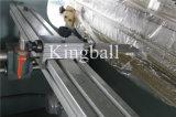 2017 Venta caliente prensa de doblado, freno hidráulico de presión Wc67k y 400X6000.
