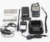 최신 VHF/UHF 직업적인 내부전화 양용 라디오 손잡이 송수신기
