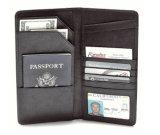 سفر محفظة وثيقة جواز سفر حامل