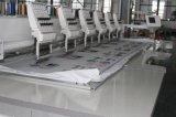 Machines van Borduurwerk 6 van Holiauma de Hete Verkopende Hoofddie voor de Functies van de Machine van het Borduurwerk van de Hoge snelheid voor het Borduurwerk van de T-shirt met Dahao Nieuwste Controle Sys worden geautomatiseerd