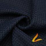 Toalhetes tricotados em poliéster Spandex Lycra tecido elástico para Sportswear Fitness (LTT-HD636-1#)