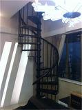 Escaleras integrales modernas de la estructura de acero