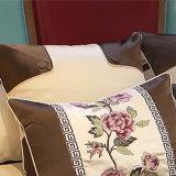 東南アジアの現代純木のベッドの寝室の家具CH-623