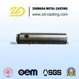 OEM para fundição de moldes de ligas de aço Flang com usinagem de peças