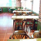 (SP-CS353) Mesa de la silla de madera sólida del restaurante Muebles de cena musulmanes
