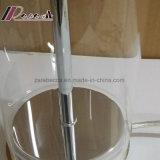 Lámpara de vector de cristal de la cortina moderna de la tela para la sala de estar