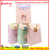 Boutique Shop Packing Lid Gift Paper Bag